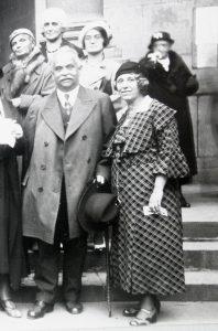 Gisela und Johann Jellinek