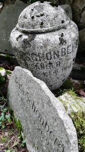 Heinrich Schönberg Urnengrab