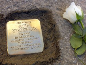 Josef Reischenböck Stolperstein