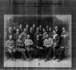 Ececutive Arbeiter- & Soldatenräte, Salzburg 1919