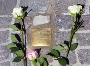 Walter Schwarz Stolperstein